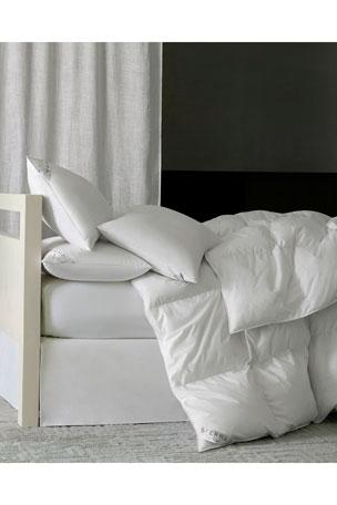 Sferra 800-Fill European Down Light Weight King Duvet 800-Fill European Down Medium King Pillow