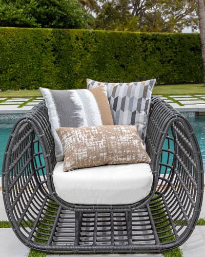Chiseled Sunbrella Pillow and Matching Items