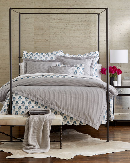 Matouk Joplin Full/Queen Duvet Cover
