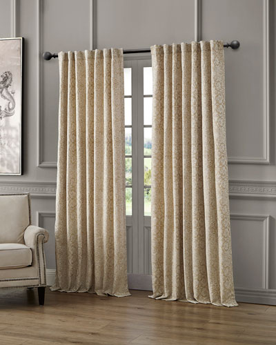 Renly Back Tab Curtain Panel  108 and Matching Items