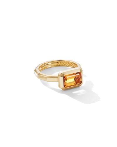 Novella 18k Citrine Ring  Size 7 and Matching Items