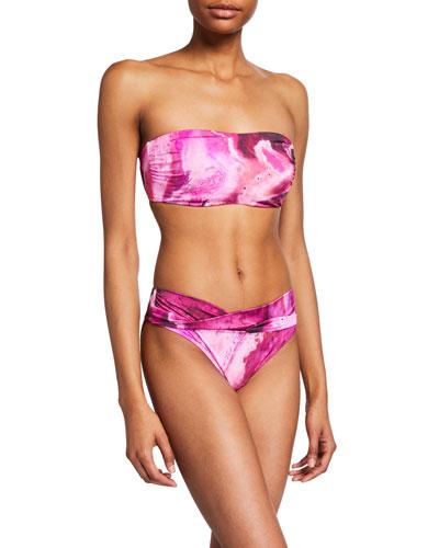 Twist Band Hipster Bikini Bottom and Matching Items
