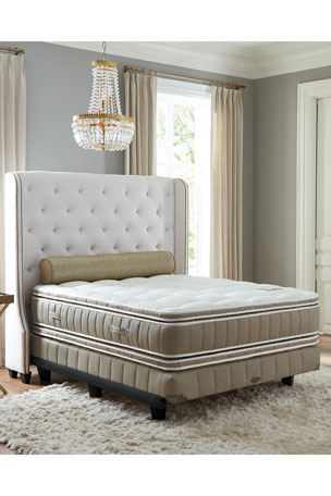 Shifman Mattress Saint Michele Canterbury Collection California King Mattress & Box Spring Set Saint Michele Canterbury Collection Full Mattress & Box Spring Set Saint Michele Canterbury Collection King Mattress & Box Spring Set