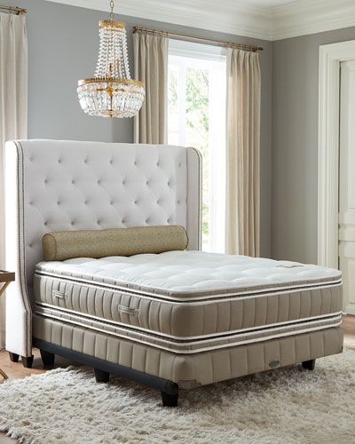 Saint Michele Canterbury Collection California King Mattress and Matching Items