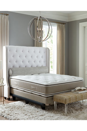 Shifman Mattress Saint Prince Noir Collection California King Mattress & Box Spring Set Saint Prince Noir Collection Full Mattress & Box Spring Set Saint Prince Noir Collection King Mattress & Box Spring Set