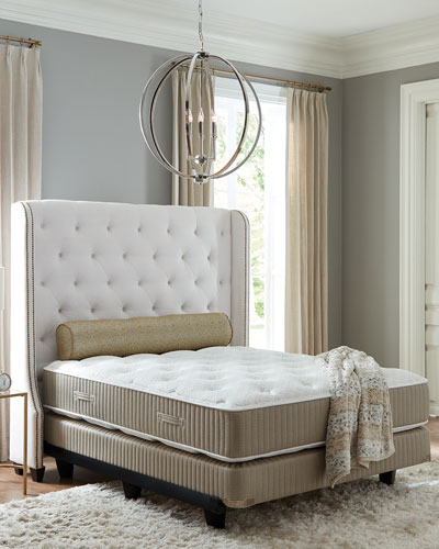 Saint Michele Serrant Collection California King Mattress & Box Spring Set and Matching Items