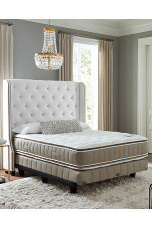 Shifman Mattress Saint Michele Victoria Collection California King Mattress & Box Spring Set Saint Michele Victoria Collection King Mattress & Box Spring Set Saint Michele Victoria Collection Full Mattress & Box Spring Set