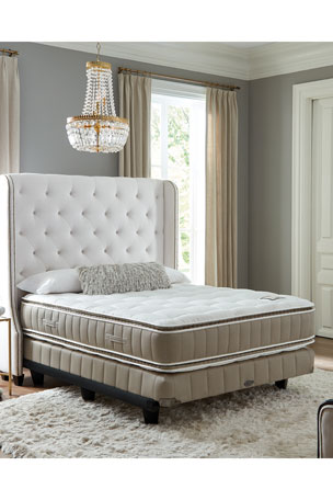 Shifman Mattress Saint Michele Windsor Collection Full Mattress & Box Spring Set Saint Michele Windsor Collection Queen Mattress & Box Spring Set Saint Michele Windsor Collection California King Mattress & Box Spring Set