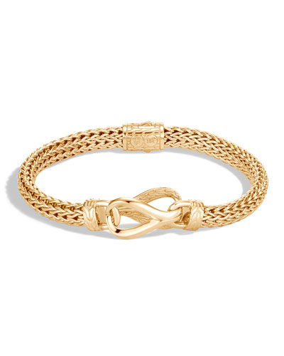 Asli Classic Chain 18k Link Bracelet  Size M and Matching Items