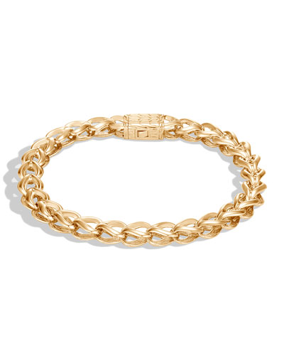 Asli Classic Chain 18k Bracelet  Size M and Matching Items