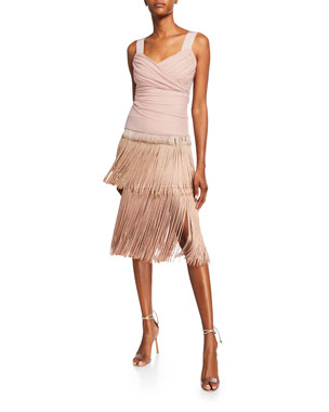 54140748bc Herve Leger Dresses, Gowns & Tops at Neiman Marcus
