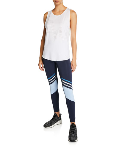 Spirit High-Rise Striped Performance Leggings and Matching Items