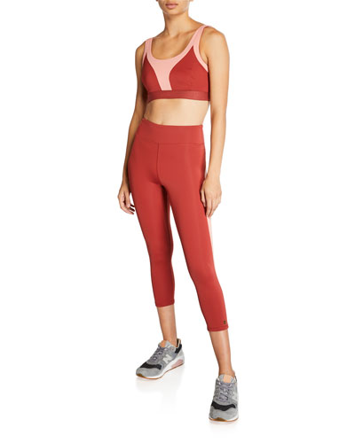 Rejoyce Cropped Performance Leggings and Matching Items