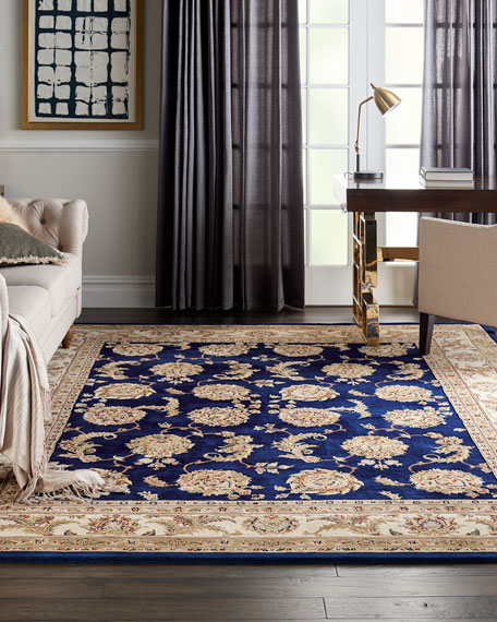 NourCouture Brie Hand-Tufted Rug, 3.9' x 5.9'