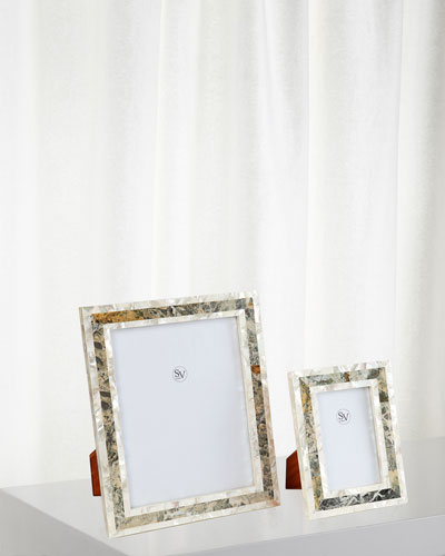 Valentina Parchment Picture Frame  8 x 10  and Matching Items