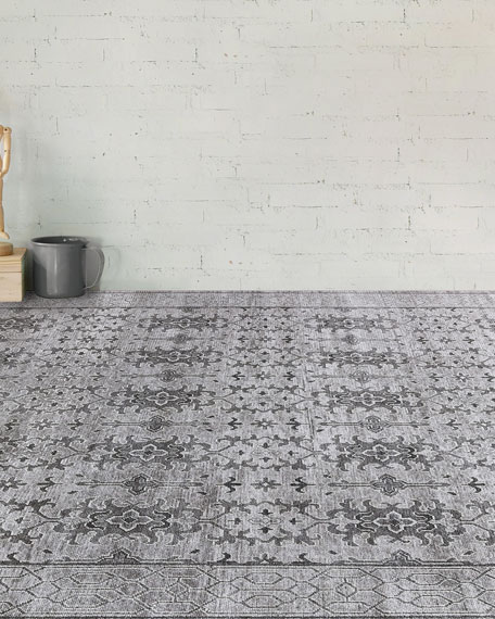 Charlton Hand-Knotted Rug, 10' x 14'