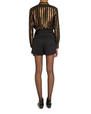 a9fcbc10f6f2 Saint Laurent Women's Clothing at Neiman Marcus