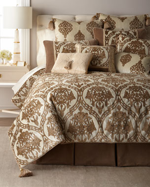 e1fe054edcb Austin Horn Classics Versailles King Comforter Versailles Queen Comforter  Versailles King Sham