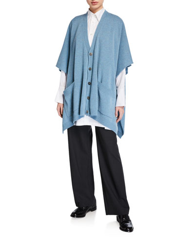 Cashmere Tabard Cardigan and Matching Items