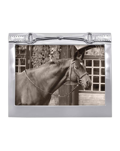 Horse Bit Picture Frame   5 x 7  and Matching Items