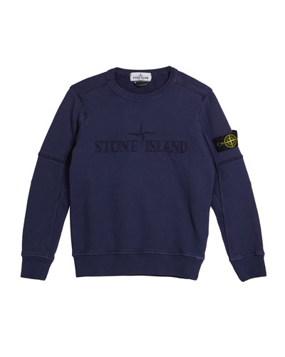 Logo Embroidered Sweatshirt  Size 2-6  and Matching Items