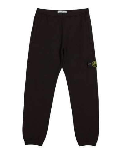 Cotton Sweatpants w/ Reflective Tape Trim  Size 2-6  and Matching Items