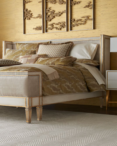 Vallejo King Bed  and Matching Items