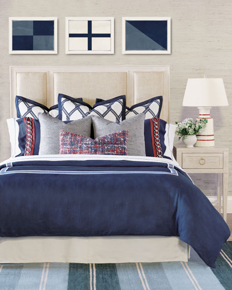 Eastern Accents Newport King Duvet Cover