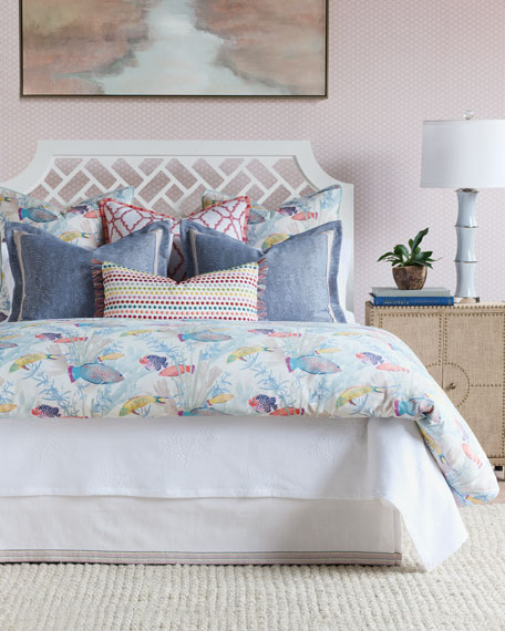 Eastern Accents Paloma King Duvet Cover