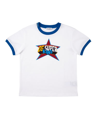 DG Super King Graphic T-Shirt  Size 4-6  and Matching Items