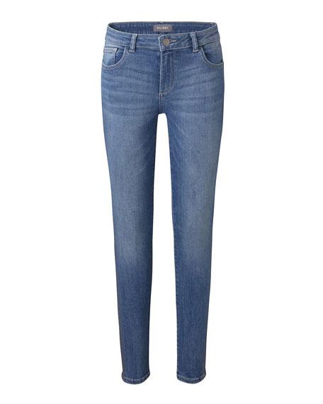 DL 1961 Girls' Chloe Noble Skinny Jeans, Toddler Sizes