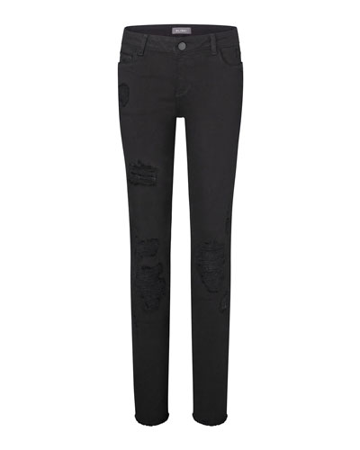 Girls' Chloe Nightstar Distressed Skinny Jeans  Toddler Sizes and Matching Items