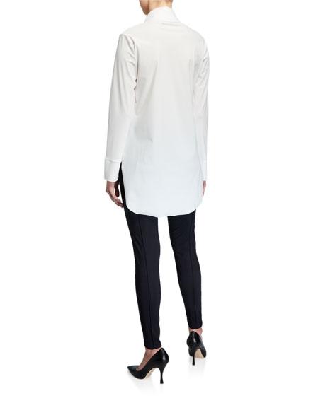 Chiara Boni La Petite Robe Camicia Long-Sleeve Shirt