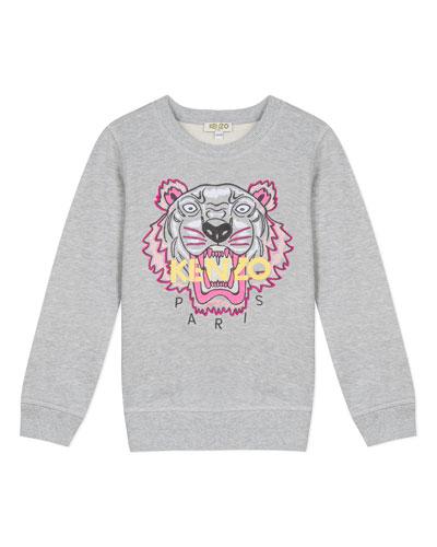 Signature Tiger Sweatshirt  Size 2-6  and Matching Items