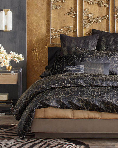 Donna Karan Collection Standard/Queen Sham  and Matching Items