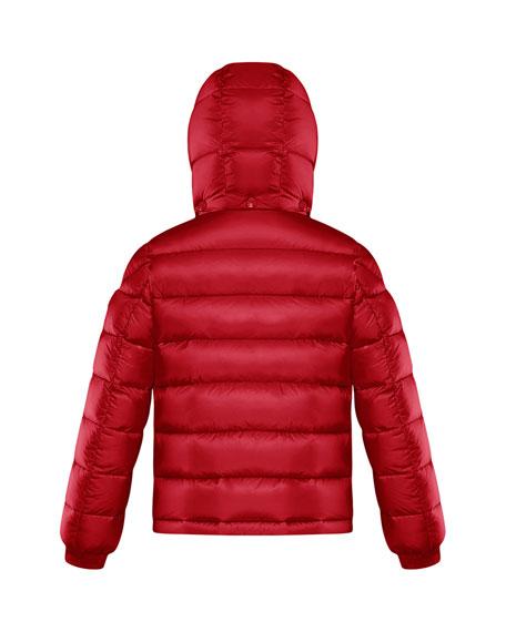 Moncler New Gastonet Puffer Coat, Size 4-6
