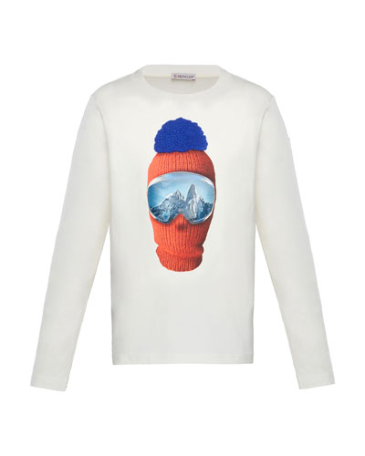 Long-Sleeve Graphic T-Shirt  Size 4-6 and Matching Items