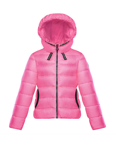 Chevril Hooded Puffer Coat  Size 4-6 and Matching Items