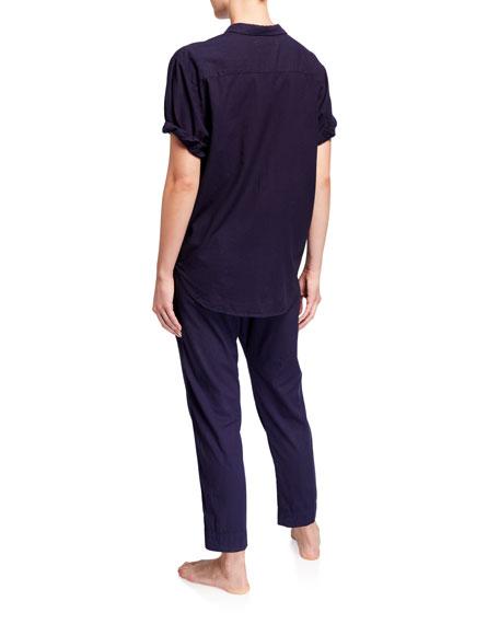 Xirena Channing Cotton Lounge Shirt