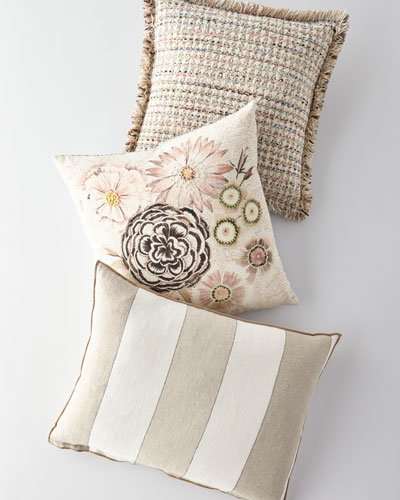 Millefiori Pillow  and Matching Items