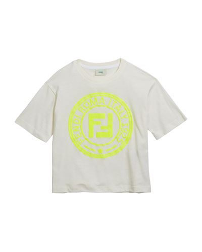 Boy's Logo T-Shirt  Size 4-8  and Matching Items