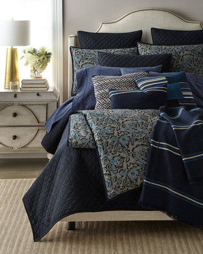 Tait King Quilt and Matching Items