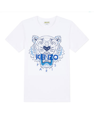 Signature Tiger Logo Short-Sleeve Tee  Size 2-6  and Matching Items