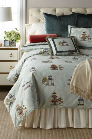 Legacy Imperial Palace King Duvet Imperial Palace Full/Queen Duvet Imperial Palace King Sham