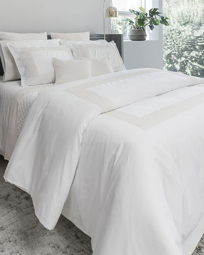 Pearls King Duvet Cover  and Matching Items