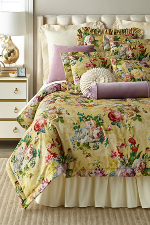 Sherry Kline Home At Neiman Marcus, Sherry Kline Home Collection Country Manor Bedding