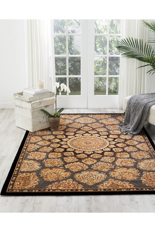 NourCouture Mosaic Hand-Tufted Rug, 10' x 14' Mosaic Hand-Tufted Rug, 9' x 12' Mosaic Hand-Tufted Rug, 8' x 10'