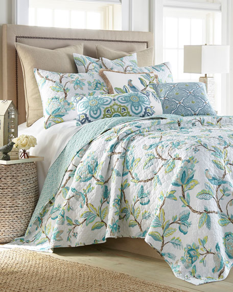 Levtex Cressida King Quilt Set