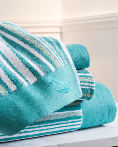 Caprice Shower Towel and Matching Items