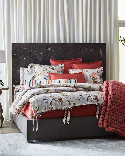 Diana  King Duvet Cover  and Matching Items